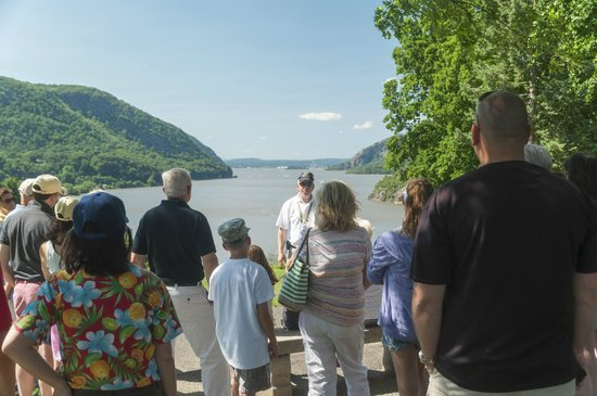 West Point Tours: The Million Dollar View at West Point
