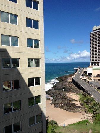 Ibis Salvador Rio Vermelho : View from room