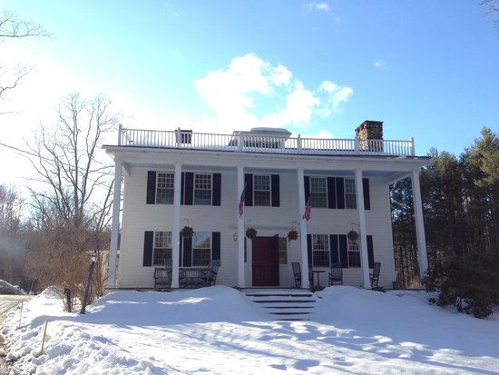 The Inn at Weathersfield : Where we got married