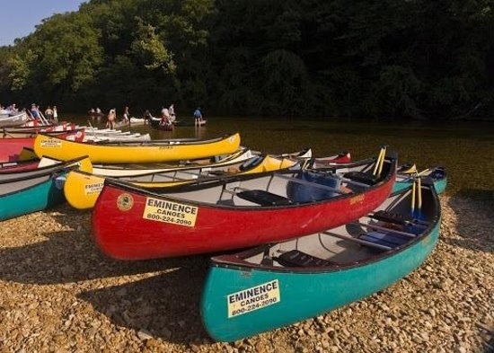 Windy's Canoes, Tubes, Kayaks & Rafts: great service