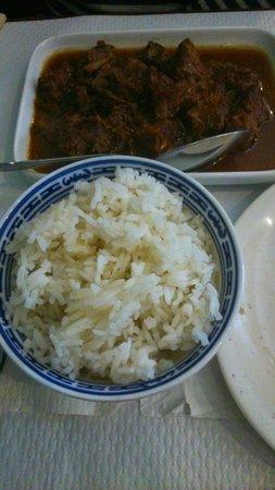 Minh Chau: Boeuf saté