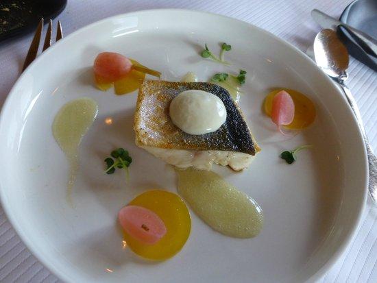 Hotel Restaurant Frankenbourg: L'omble chevalier