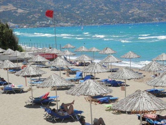 Civitel Creta Beach: la plage
