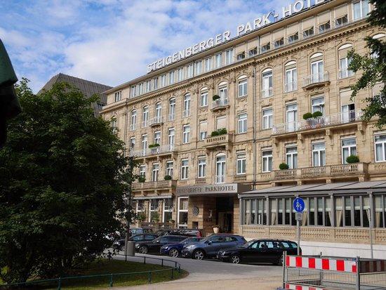 Steigenberger Parkhotel Duesseldorf : steigenberger Parkhotel Dusseldorf