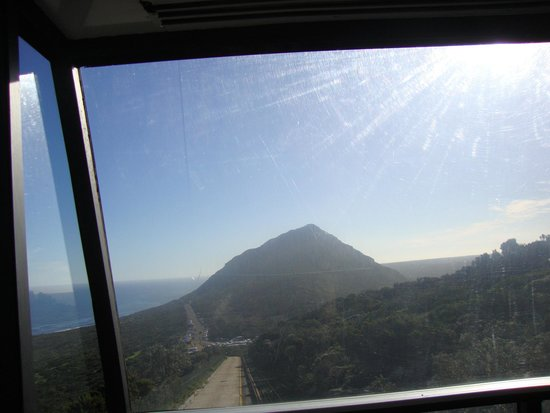 Cape of Good Hope: 1 view from cable