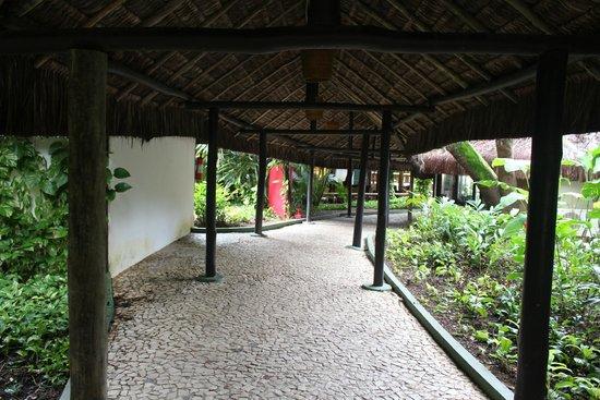 Tivoli Ecoresort Praia do Forte: Hotelbereich