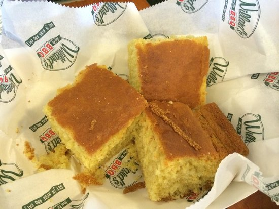 Willards BBQ Incorporated: Cornbread