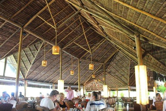 Tivoli Ecoresort Praia do Forte: Speisesaal