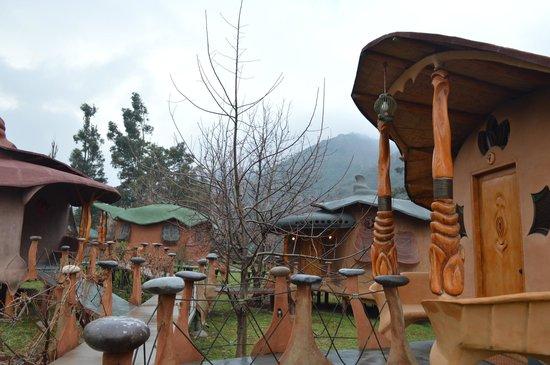Cascada de las Animas: Lodge
