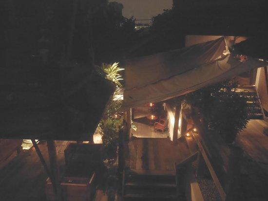 Face Bangkok: Le restaurant