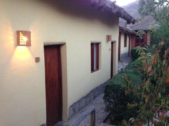 Miskiwasi B & B: The wing of rooms