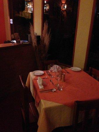 Miskiwasi B & B: Dining room