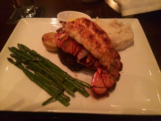 Marco Prime Steaks & Seafood: Surf and turf