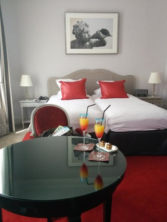 Clarion Hotel Chateau Belmont : Chambre 002