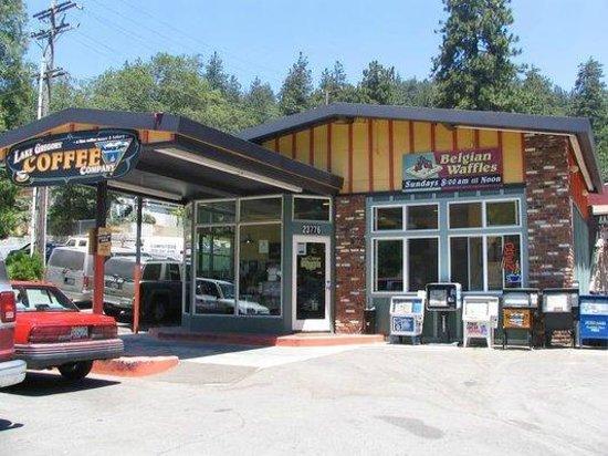 Lake Gregory Coffee House: LGCH