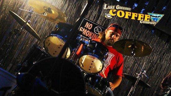 Lake Gregory Coffee House: John