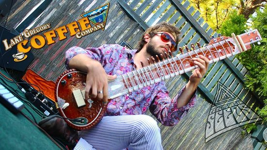 Lake Gregory Coffee House: Psychedelic Seeds