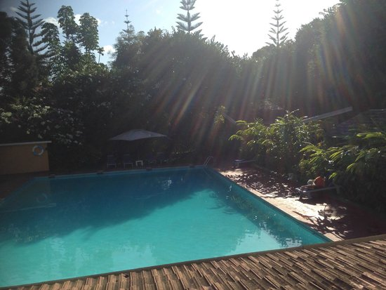 Ilboru Safari Lodge: swimming pool