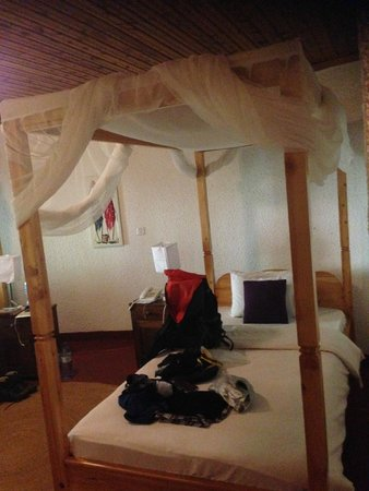 Ilboru Safari Lodge: inside the room