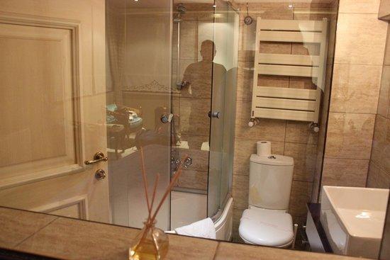 Emine Sultan Hotel: Suite Terrasse