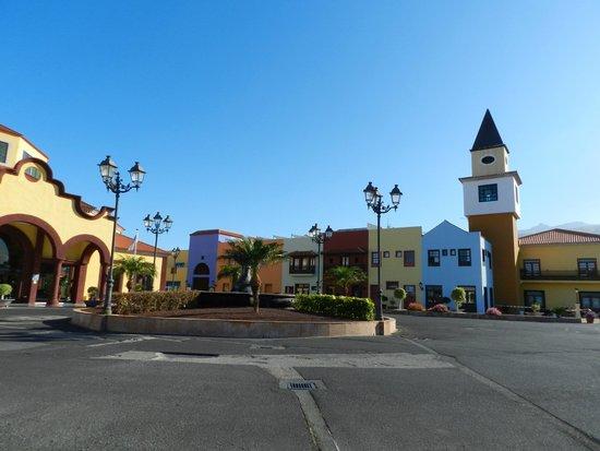 Sunlight Bahia Principe Costa Adeje: recepción