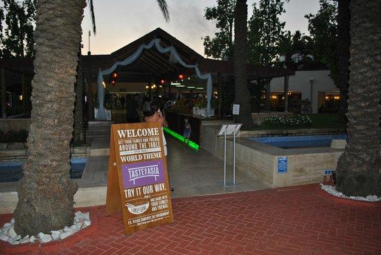 Otium Hotel Seven Seas : dining
