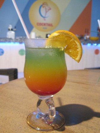 Otium Hotel Seven Seas : achoholic/non alchoholic cocktails
