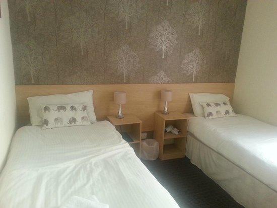 The Penrhyn Hotel : Twin Room