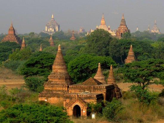 Aureum Palace Hotel & Resort Bagan: Amazing Bagan