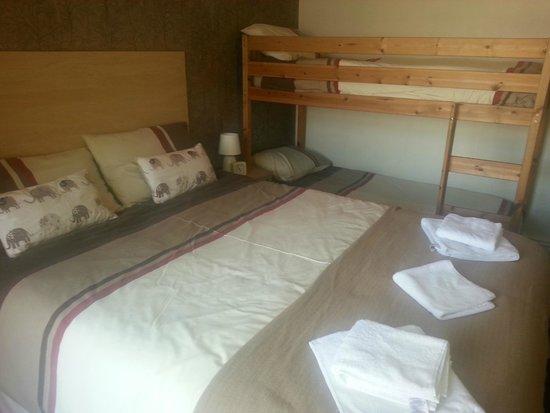 The Penrhyn Hotel : Family Room