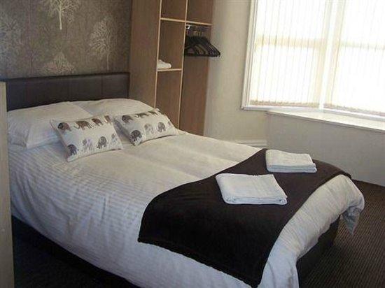 The Penrhyn Hotel : Double Room
