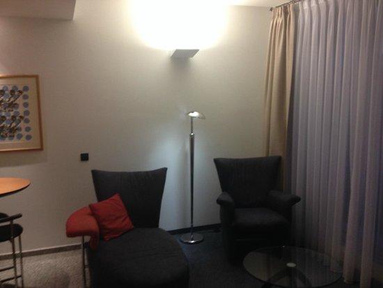 Tryp Duesseldorf Airport Hotel: Zimmer