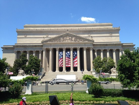 The National Archives Museum: National Archives
