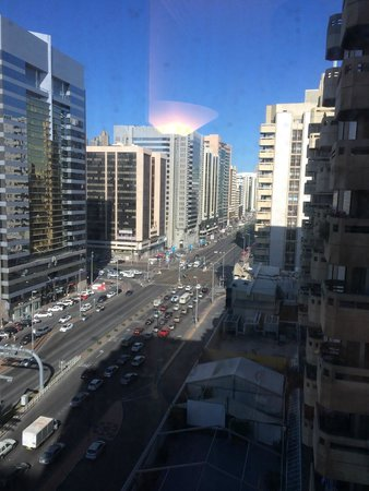 Mercure Abu Dhabi Centre Hotel : Vue