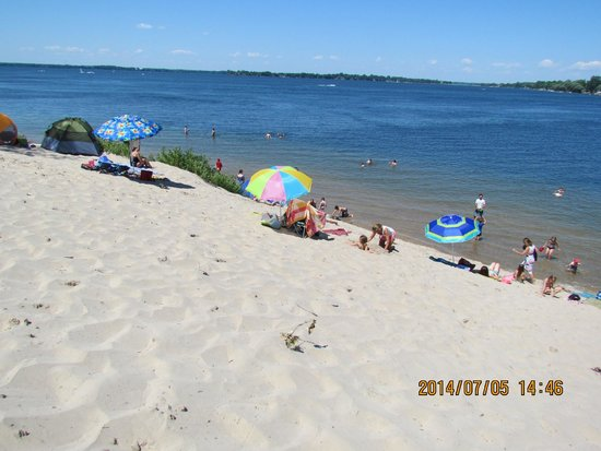 Sandbanks Beach Resort Ontario