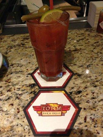 The Totem Bar & Grill at 7 Cedars Casino