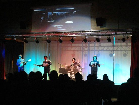 Hotel Elba Carlota: It's The Beatles!