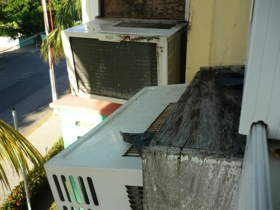 Hotel Horizontes Herradura: air conditionné