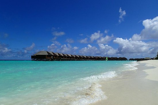 Veligandu Island Resort & Spa : Jacuzzi Water Villas #155-174 (best location, imo)