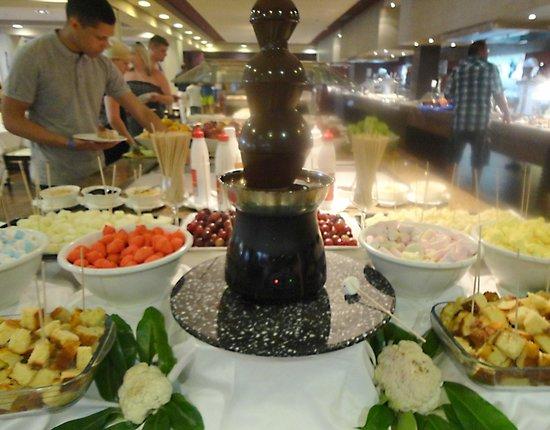 Hotel Elba Carlota : Dining