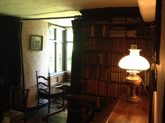 Townend: The library
