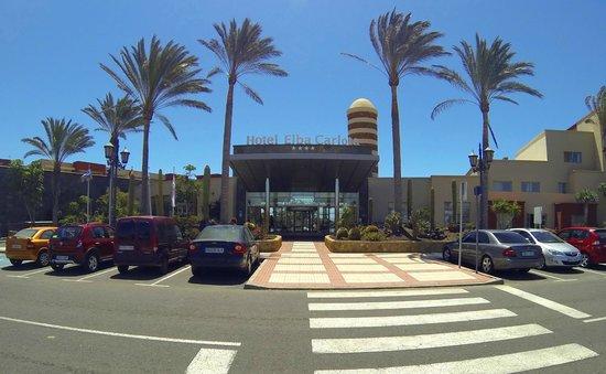 Hotel Elba Carlota : Front of Elba Carlota