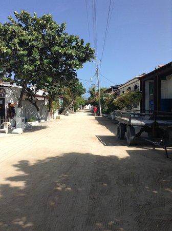 Posada Lagunita : Calle La Laguna