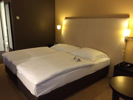 The Rilano Hotel München: Standard Zimmer