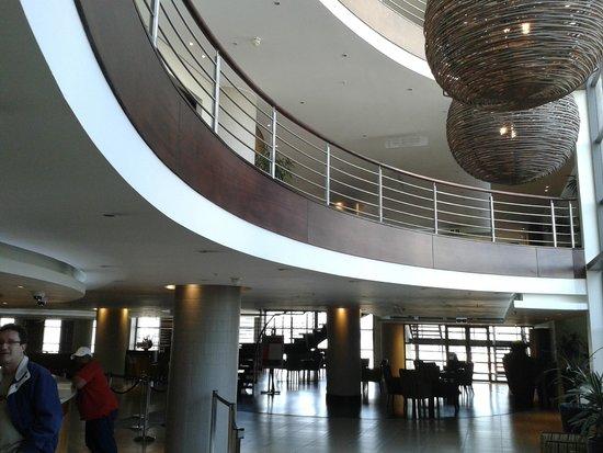 City Lodge Hotel OR Tambo Airport: Hall de entrada