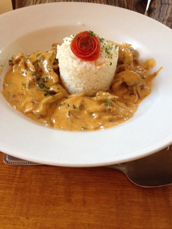 Embleton Spa Hotel: Delicious dinner