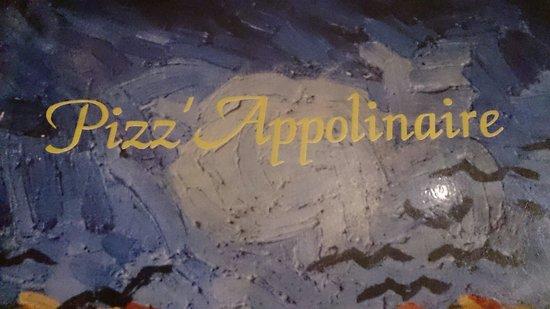 Pizz'Appolinaire