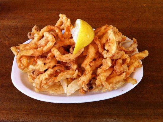 Bar Kilowatio: Los mejores calamares