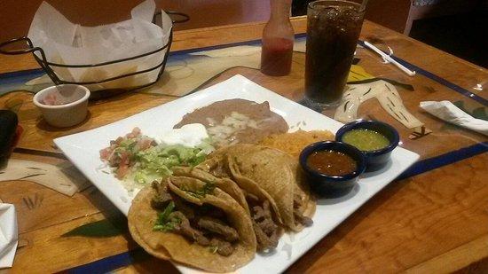 Cocina de Carlos: Tacos de carne asada.