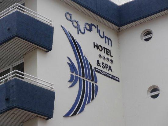 Hotel GHT Aquarium & SPA: Frontage